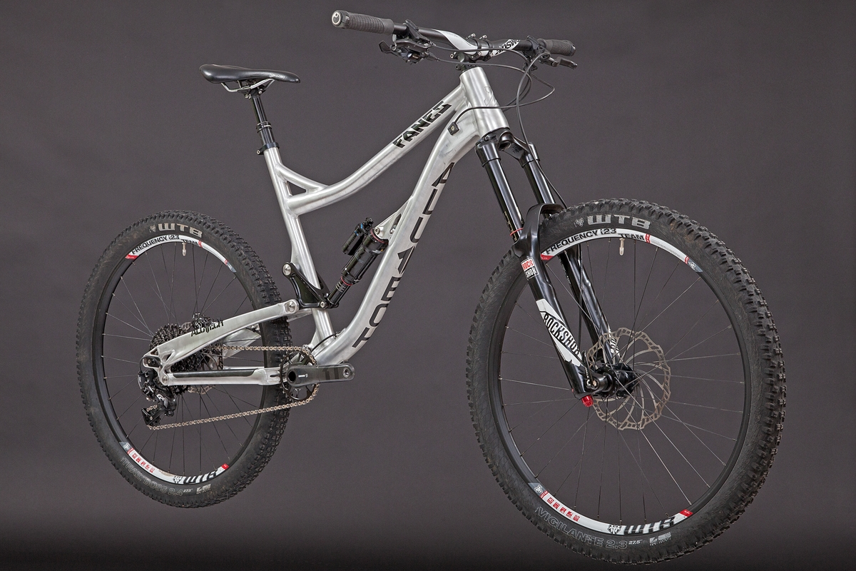 7d45db7314a Fanes 5.0 Ex-Testbike Size XLarge - used, 2.000,00 €