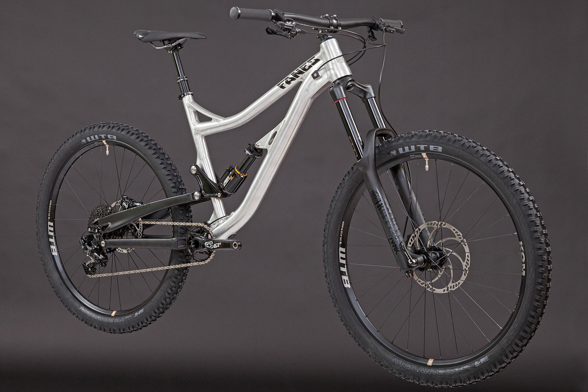 Fanes 5.0 Custom enduro bike 27,5 size. L