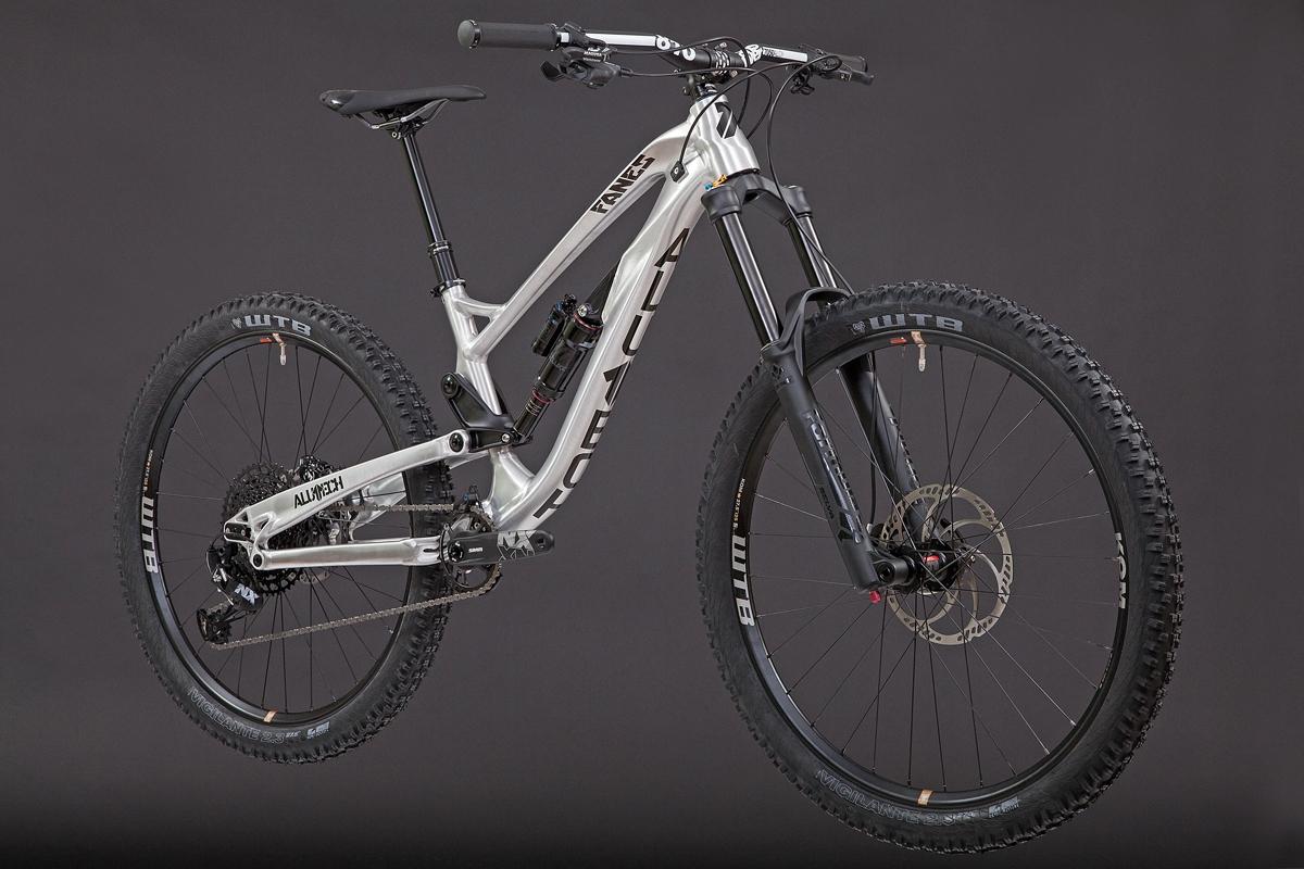 eee3276f185 Fanes 6.0 Custom enduro bike 27,5