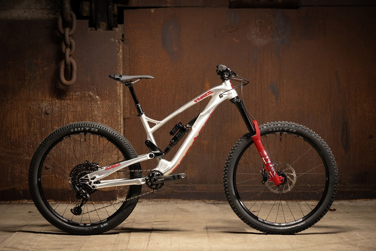 Fanes 6.0 Performance endurobike 27,5