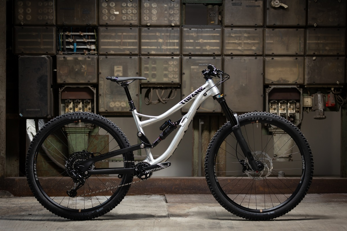 Tofane 2.0 TrailReady Enduro bike 29 M2018