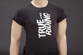 Alutech Lady T-Shirt True Riding schwarz
