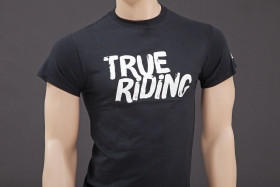 Alutech T-Shirt True Riding schwarz