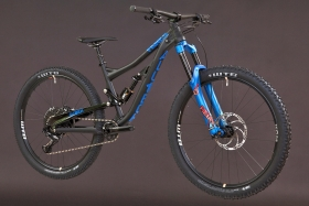Fanes 5.0 Endurobike 27.5 Cane Creek Launch Edition Size S