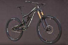 Fanes 5.0 pinion custom enduro bike 27,5
