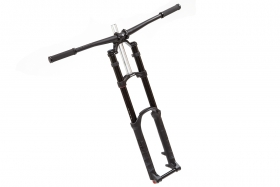 RockShox Boxxer Team 27,5 suspension fork 200mm, 20mm TA,...