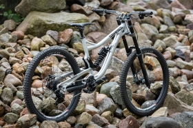 Sennes 2.0 DH 27.5 Custom downhill bike size L