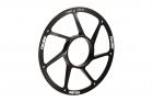 77designz cassette spacer 7-speed, black