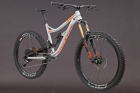 Fanes 5.0 Custom enduro bike 27,5 size L