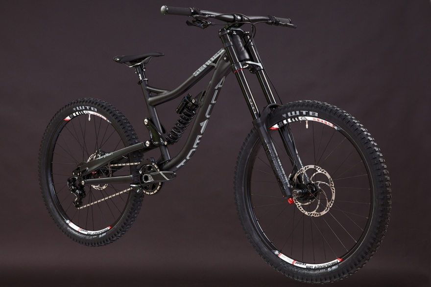 Sennes2.0, 27.5 DH TrailReady Downhillbike