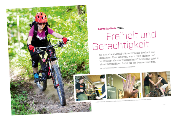 BikeSport Ladybike Spezial