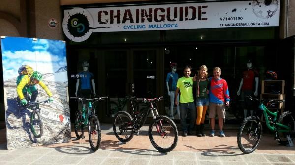 Chainguide Mallorca 1
