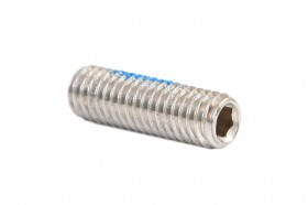 Wheel Base Set Screw Type Alien M6x1,0 L20mm