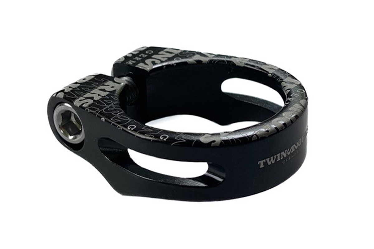 TwinWorks CNC hex seat clamp 34,9mm