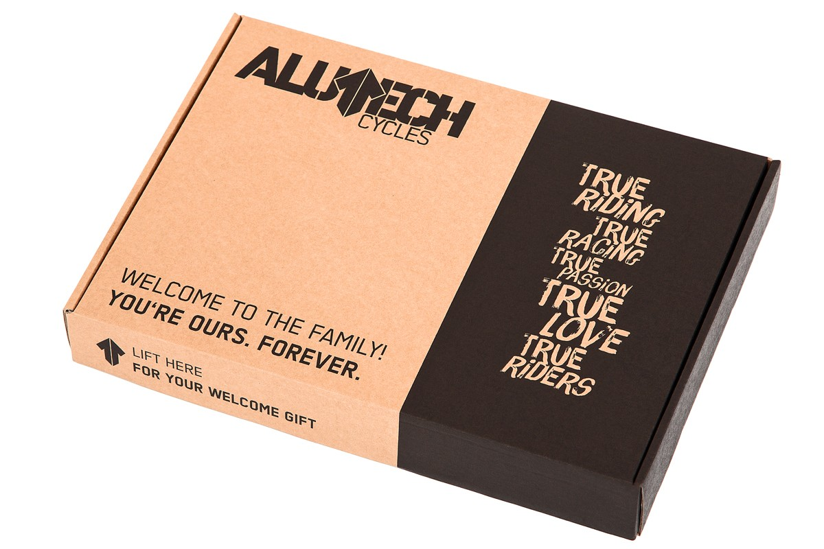 Alutech Welcomebox